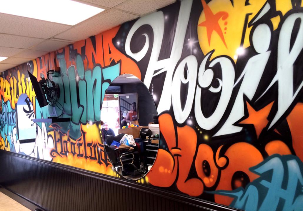 Barber Kailua : Keep It Flowing Boss Cutz in Kona Hawaii