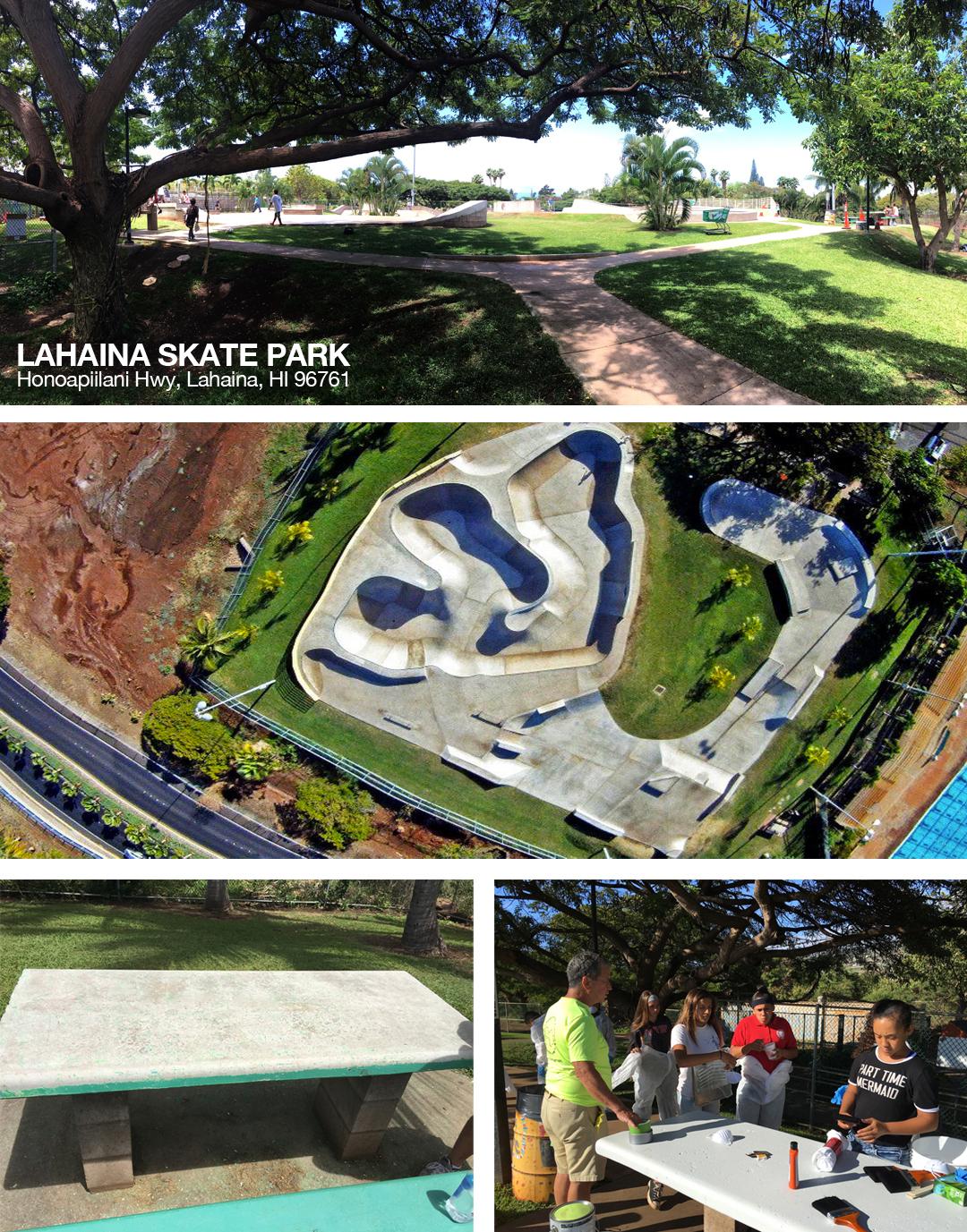 2 INTRO Lahaina skate park